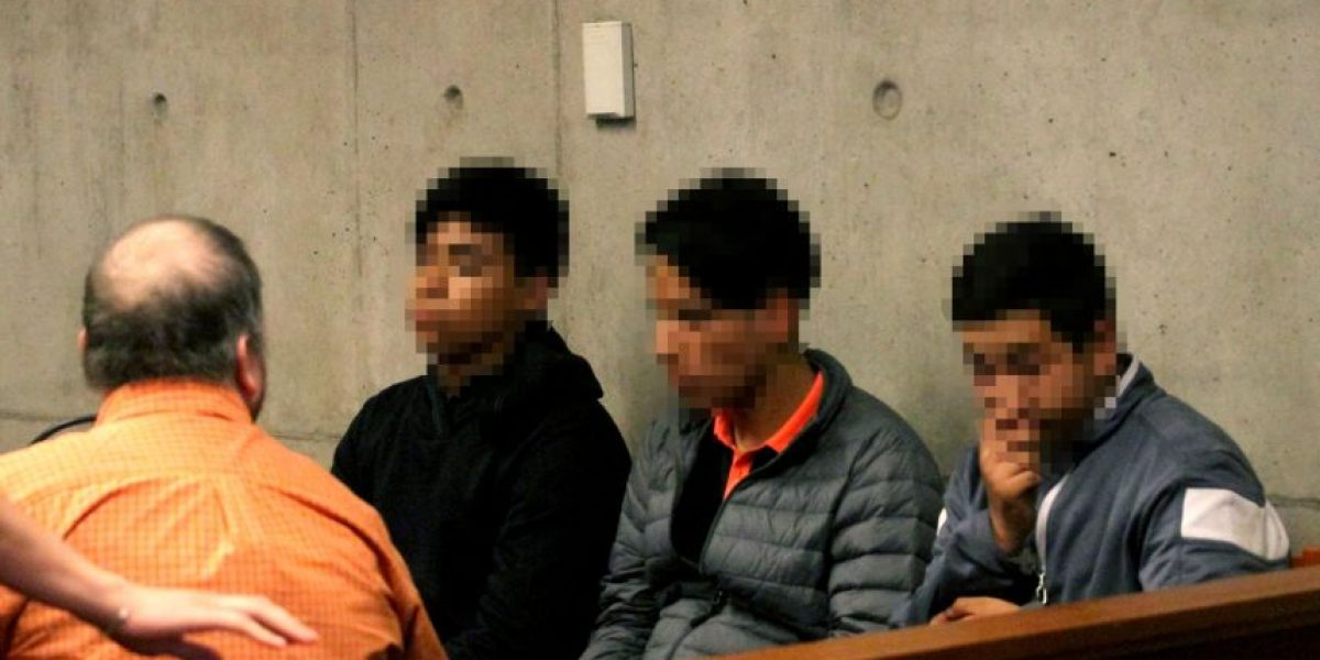 Lo Prado: en libertad quedan escolares de octavo básico tras confuso incidente