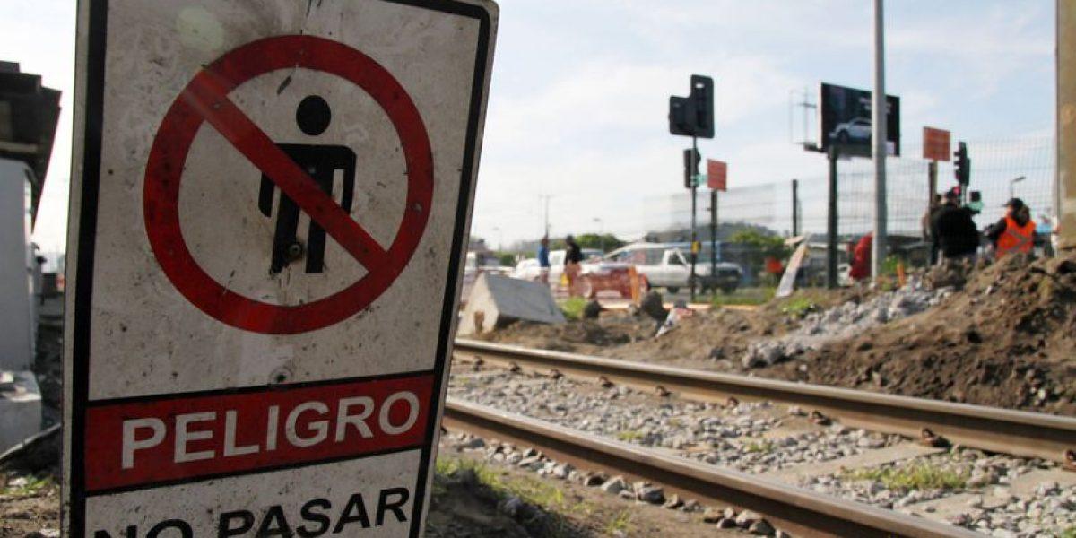 Tragedia en Concepción: niña de 14 años muere arrollada por Biotrén