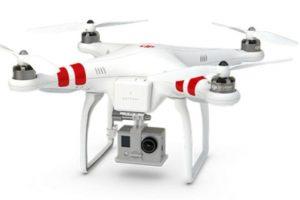 Phantom 1 es un modelo muy atractivo para los usuarios caseros. Foto:vía dji.com. Imagen Por: