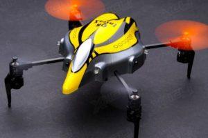 Walkera QR sobresale por su diseño que aparenta un insecto volador. Foto:vía webadictos.com. Imagen Por: