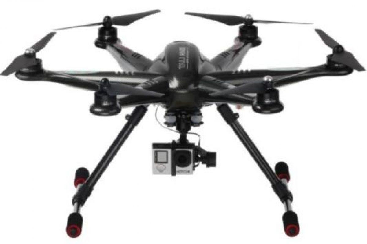 Walkera Tali H500 es uno de los más potentes drones. Foto:vía webadictos.com. Imagen Por: