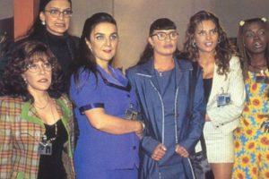 """Ellas eran las mejores amigas de """"Betty"""" Foto:colarte.com. Imagen Por:"""