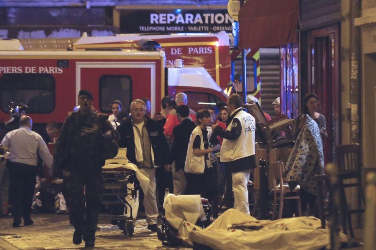 Más de 300 resultaron heridas. Foto:AP. Imagen Por: