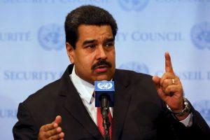"""""""Tenemos que seguir trabajando en la diplomacia bolivariana de paz, es la única vía. La paz es la principal victoria de Venezuela"""", aseguró Jorge Arreaza, vicepresidente del país. Foto:AFP. Imagen Por:"""