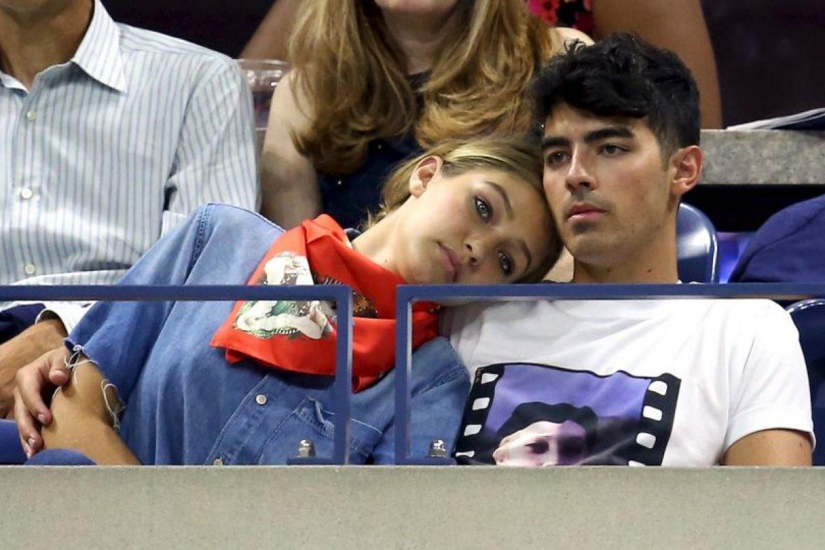 Joe Jonas eliminó de las redes sociales a su exnovia, Gigi Hadid. Foto:Grosby Group. Imagen Por: