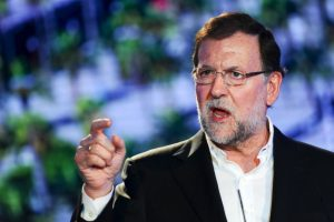 Mariano Rajoy, actual presidente del gobierno español Foto:Getty Images. Imagen Por: