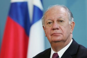 Ricardo Lagos, expresidente de Chile. Foto: Getty Images. Imagen Por: