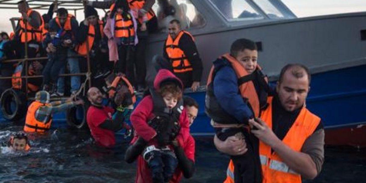 El 30 % de los refugiados que han muerto eran niños