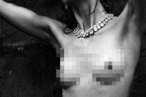 Kloss, de 20 años, es una de las modelos más reconocidas de los últimos años, y tiene un peso que asombra: 55 kilogramos con 1.80 de estatura. Foto:Tumblr. Imagen Por: