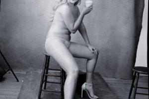 """Amy Schumer y sus medidas """"imperfectas"""". Foto:vía Pirelli. Imagen Por:"""