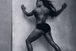 Serena Williams, que siempre ha sido criticada por los vestidos que cubren su fisonomía. Foto:vía Pirelli. Imagen Por: