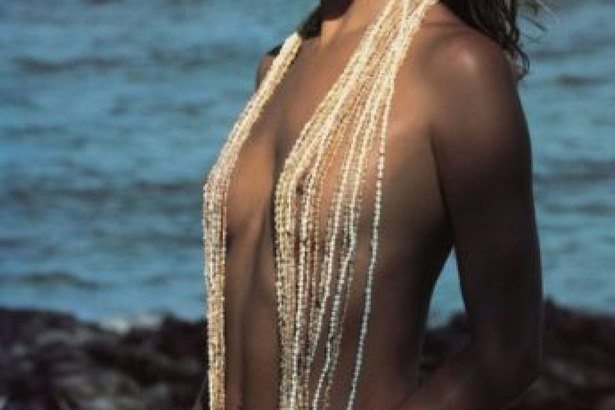 Kate Moss. Foto:vía Pirelli. Imagen Por: