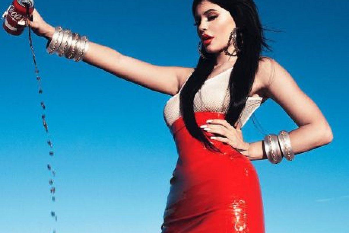Es hermana de la también modelo Kendall Jenner Foto:Vía instagram.com/kyliejenner. Imagen Por: