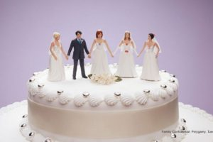 3. La poligamia es el término antropológico, que puede ser tanto poliginia (un varón con múltiples mujeres). Foto:vía Tumblr. Imagen Por: