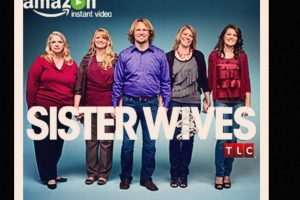 12. Los protagonistas de la serie 'Sister Wives' tuvieron que mudarse a Las Vegas después de que se iniciara una investigación en su contra. Foto:vía Getty Images. Imagen Por: