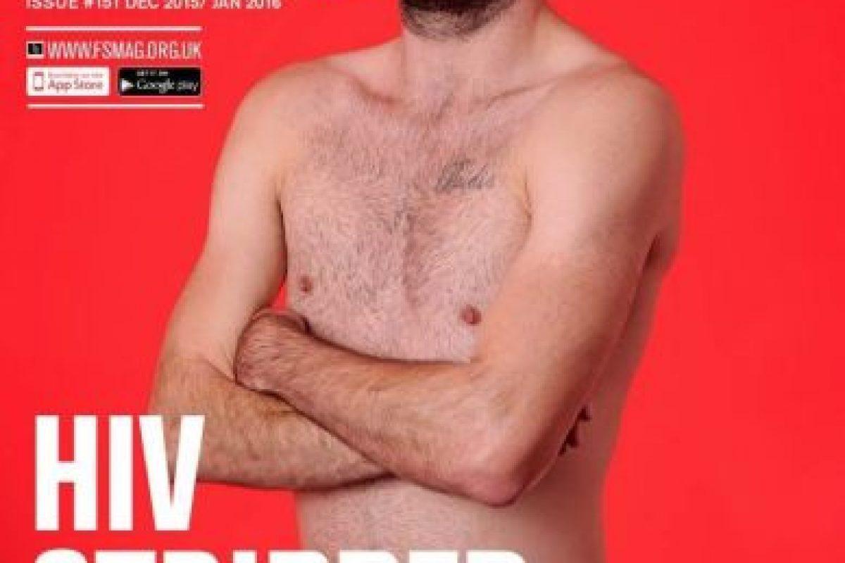"""Mito 6: """"Una persona puede adquirir el VIH al estar en contacto con el sudor de una persona con VIH"""". Foto:Vía Facebook/FS Magazine. Imagen Por:"""
