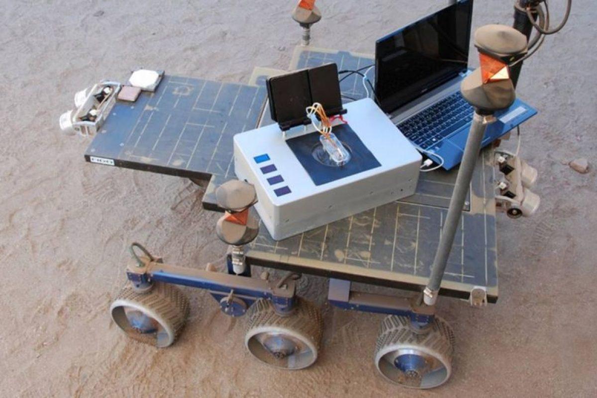 Esperan poder enviarla a Marte. Foto:Vía Nasa.gov. Imagen Por: