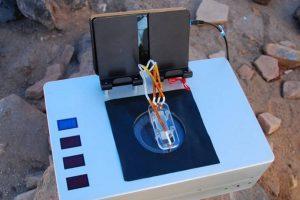 Este laboratorio se dedica a realizar pruebas a materiales relacionados a la vida. Foto:Vía Nasa.gov. Imagen Por: