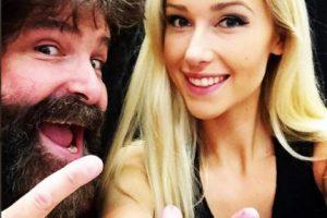 Es la hija de Mick Foley Foto:Vía instagram.com/noellefoley. Imagen Por: