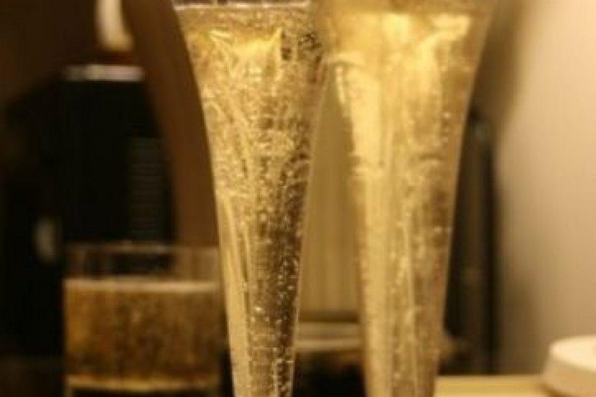 7. Champagne Foto:Tumblr. Imagen Por: