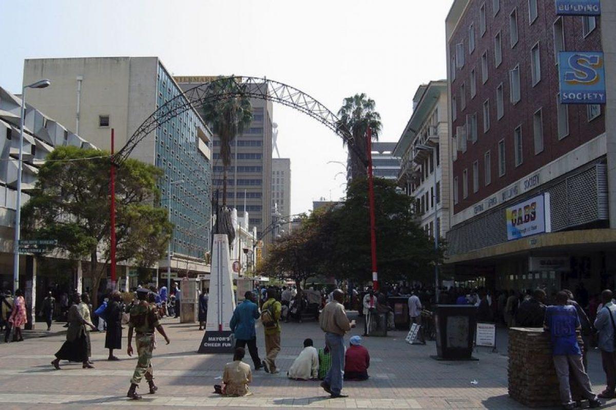 4. Zimbabue Foto:Vía Flickr. Imagen Por:
