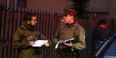 Policía investiga dos violentos robos a casas en zona oriente de Santiago