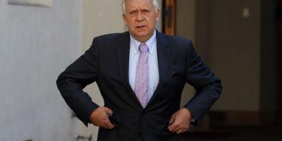 Ministro Burgos aseguró en EEUU que no hay terrorismo en La Araucanía