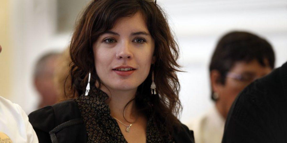 """Camila Vallejo: """"Es una torpeza recurrir al TC por glosa de gratuidad"""