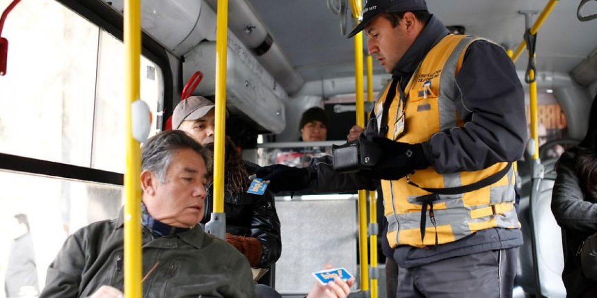 Evasión en Transantiago: más de 200 usuarios cumplen cárcel por no pagar multas