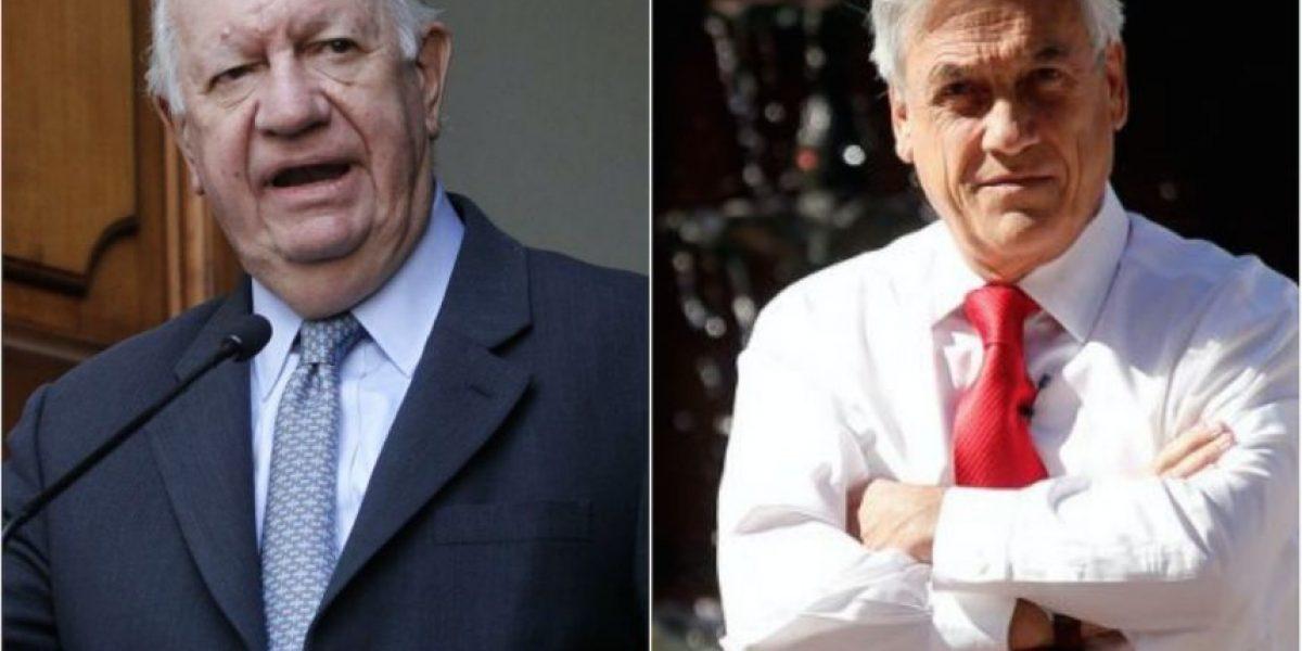 ¿Piñera o Lagos? A quién eligieron los tuiteros como próximo Presidente de Chile