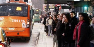 Transantiago: conoce los servicios que cambiarán sus paradas desde este sábado