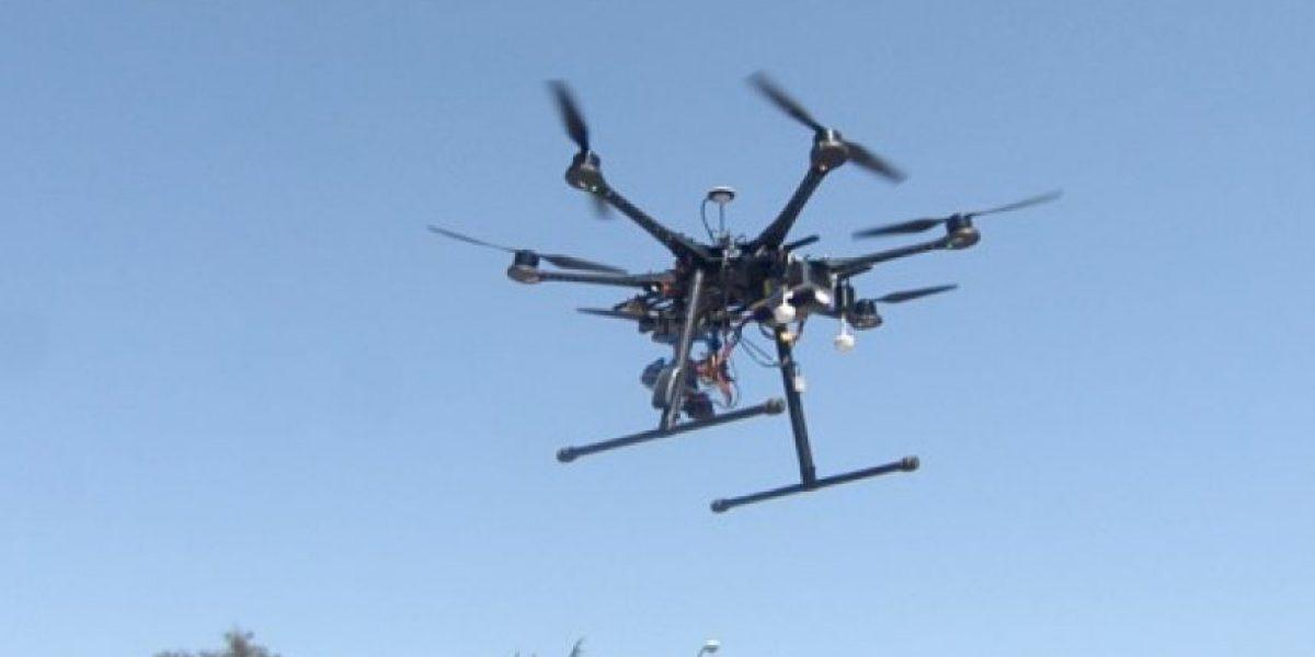 Chocó su dron contra La Moneda y ahora se expone a una multa de $120 millones