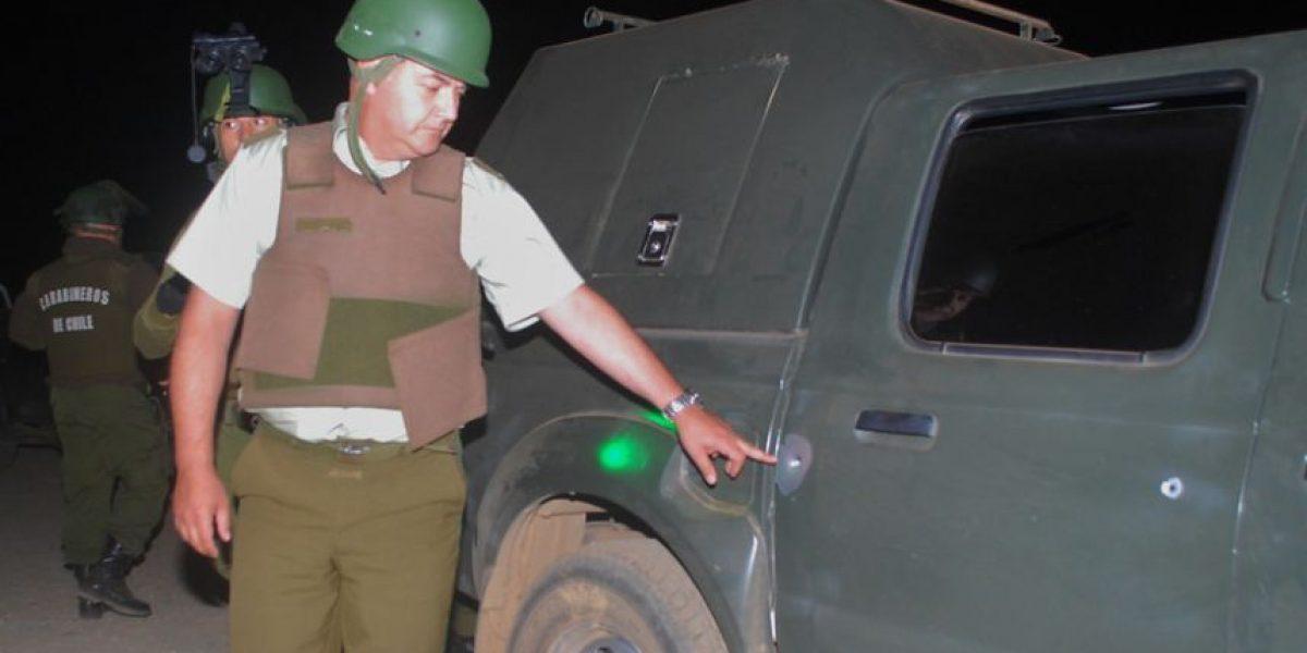 Carabinero abatió a balazos a un individuo en Región de la Araucanía
