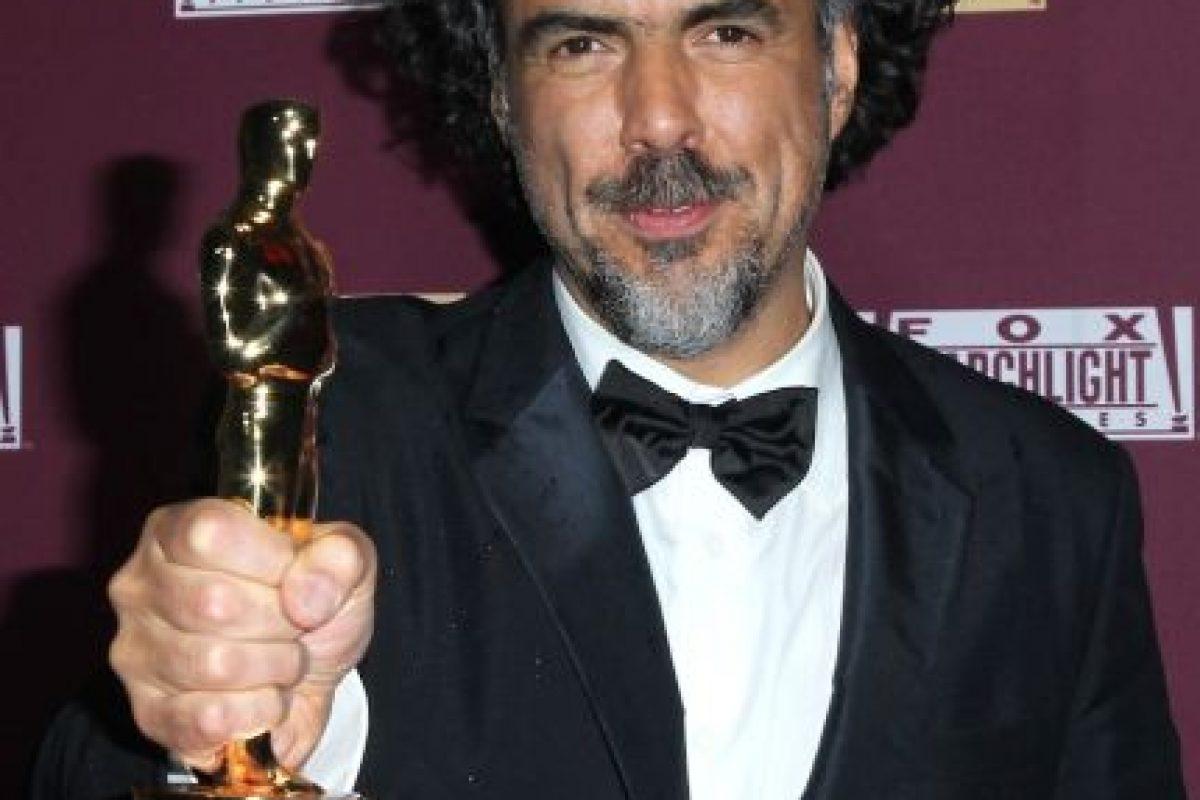 """Tras arrasar en la pasada entrega de los Premios Óscar con """"Birdman"""", el director mexicano Alejandro González Iñárritu está de regreso con """"The Revenant"""". Foto:Getty Images. Imagen Por:"""