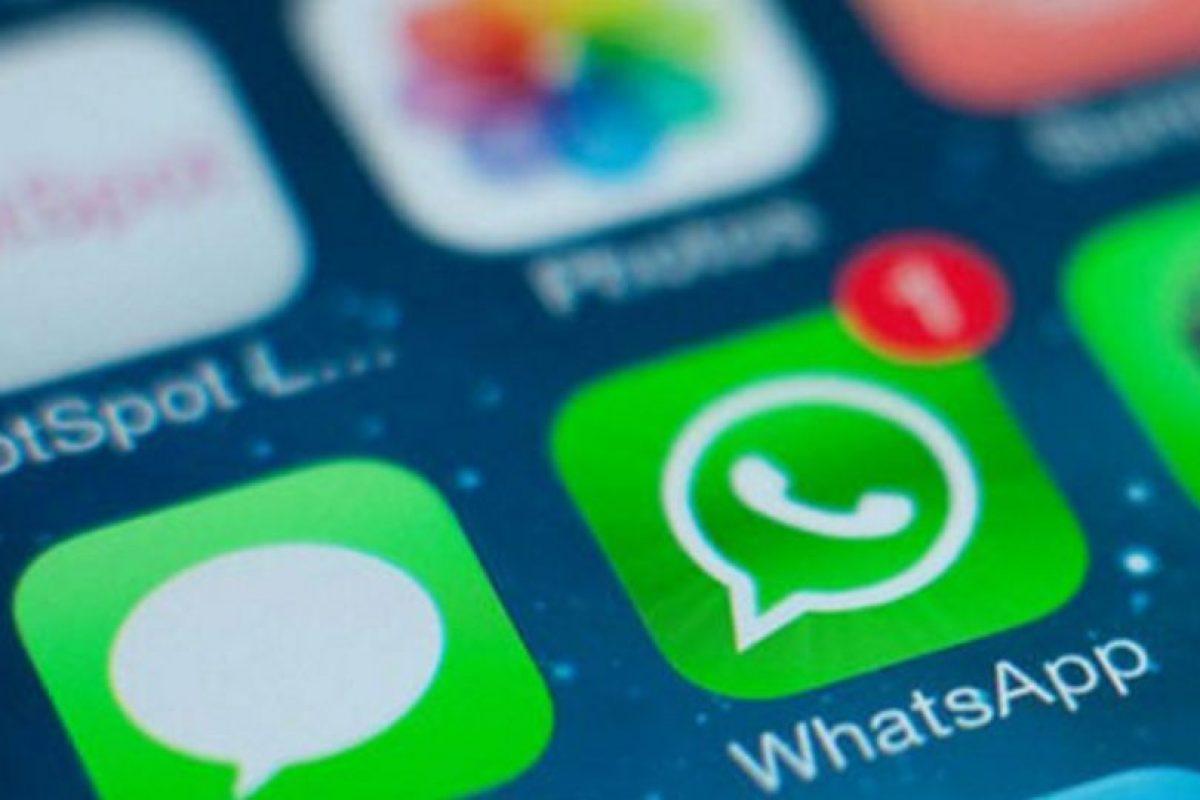 5- Desde enero pasado, 30 mil millones de mensajes se envían o reciben diariamente en WhatsApp. Foto:vía Pinterest.com. Imagen Por: