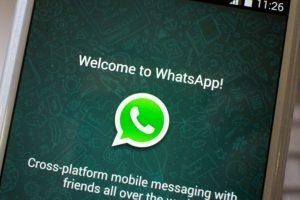 4- 72% de los usuarios registrados revisa su WhatsApp diariamente. Foto:vía Pinterest.com. Imagen Por: