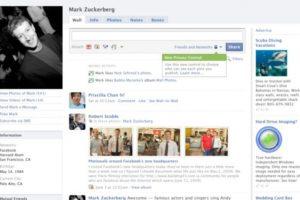 2009. Las configuraciones de privacidad llegaron para quedarse. Foto:Facebook. Imagen Por: