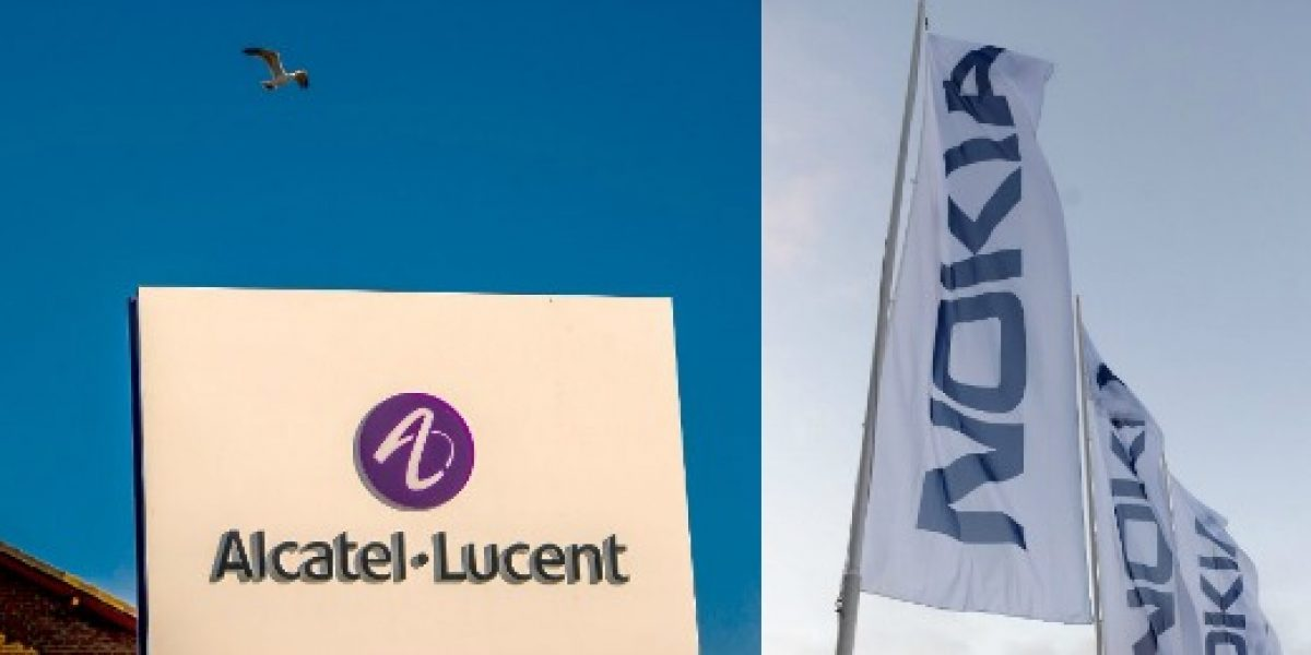 Accionistas autorizan a Nokia para comprar Alcatel