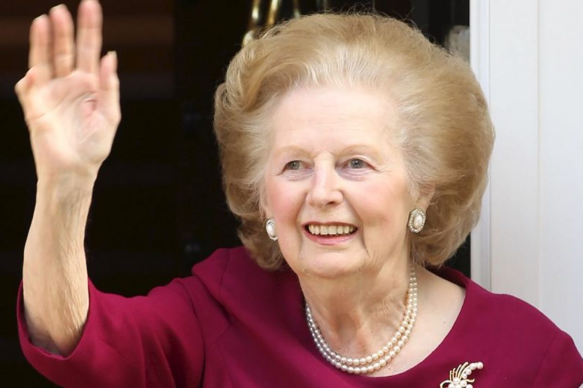 1. Margaret Thatcher (28 por ciento) Foto:Getty Images. Imagen Por: