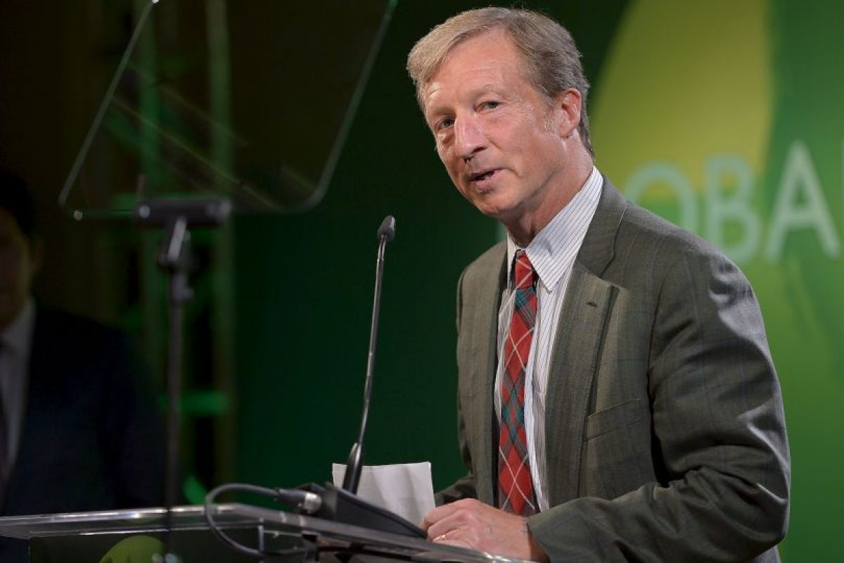 Tom Steyer, presidente de NextGen Climate Foto: Getty Images. Imagen Por: