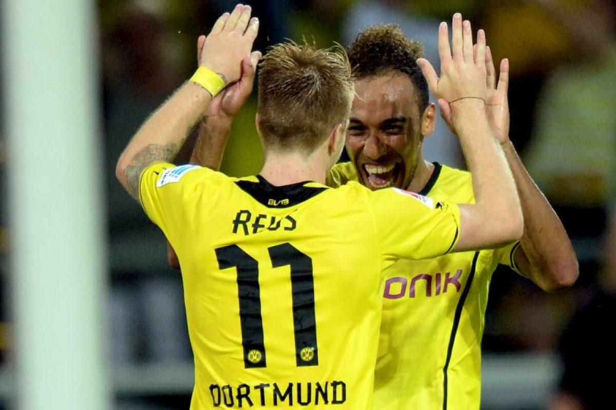 Y dos de los referentes del Borussia Foto:Getty Images. Imagen Por: