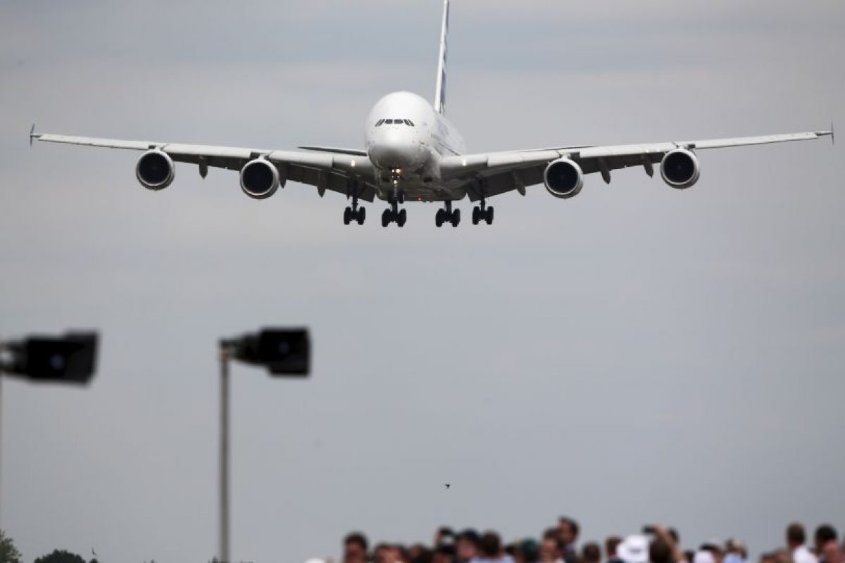 """2. Avión aterriza de emergencia por tener a """"cuatro pasajeros musulmanes"""". Foto:Getty Images. Imagen Por:"""