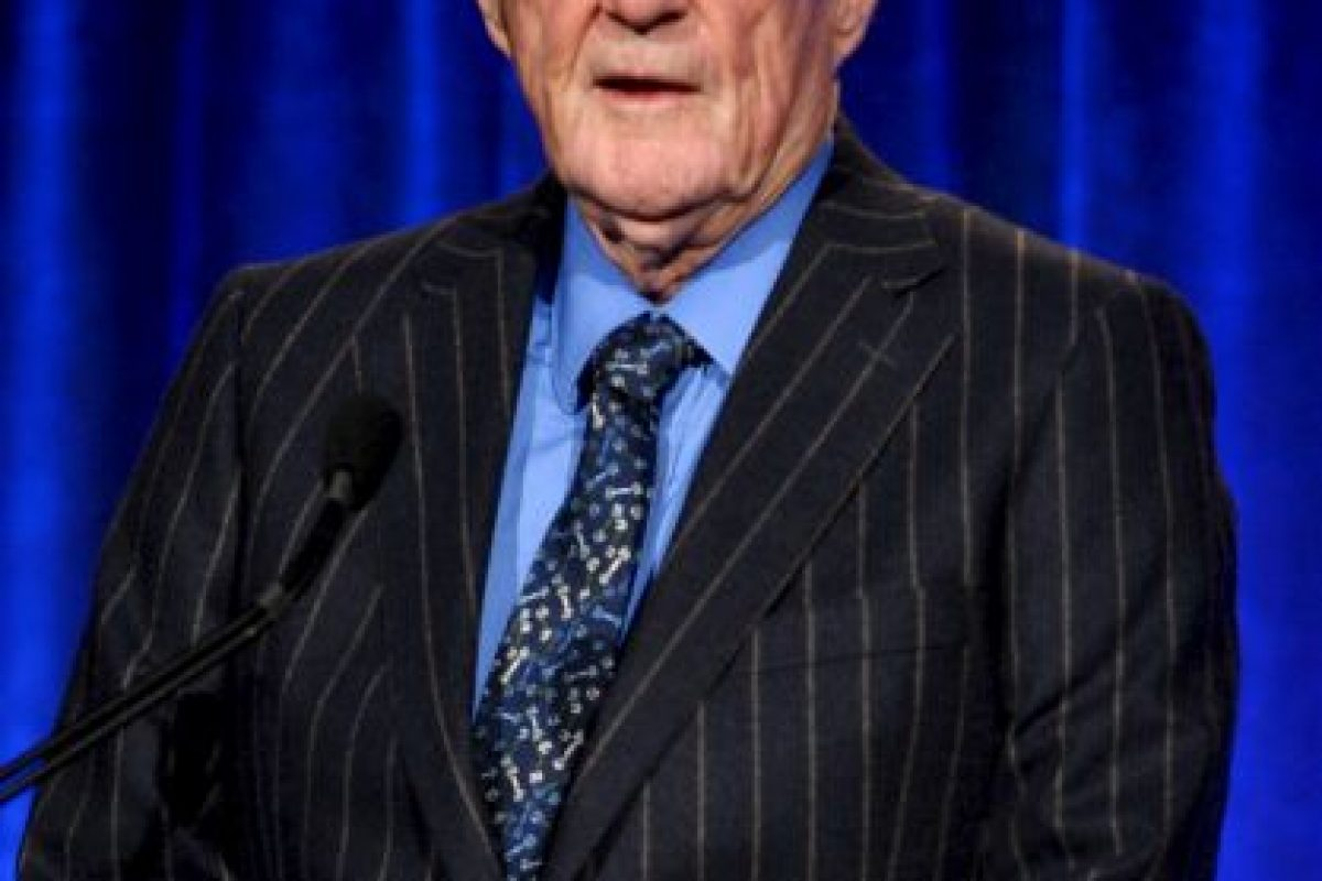 Julian Robertson, presidente de Tiger Management Foto: Getty Images. Imagen Por: