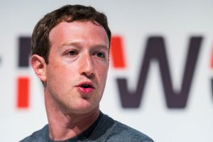Mark Zuckerberg, CEO de Facebook Foto: Getty Images. Imagen Por: