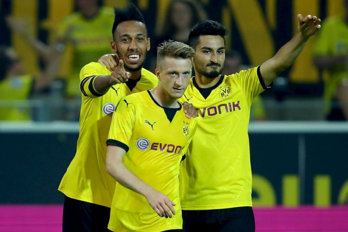 El Borussia se encuentra en segundo lugar de a Bundesliga Foto:Getty Images. Imagen Por: