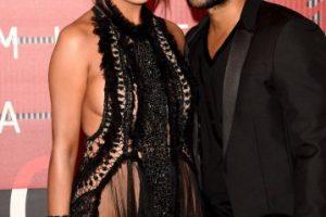 """A quien conoció en 2007 ya que participó en su video musical """"stereo"""" Foto:Getty Images. Imagen Por:"""