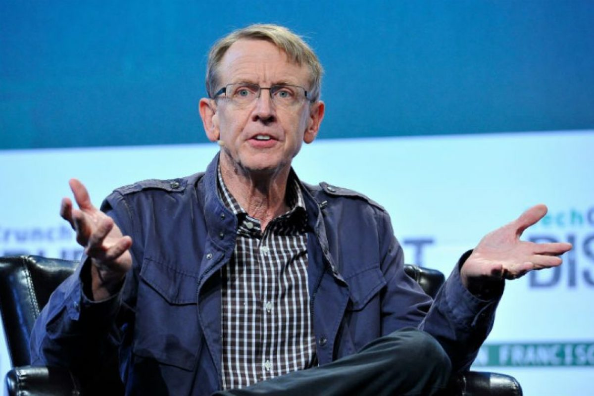 John Doerr, socio general de Kleiner Perkins Foto: Getty Images. Imagen Por: