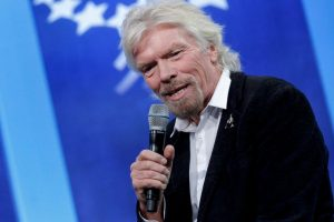 Richard Branson, fundador de Virgin Group Foto: Getty Images. Imagen Por: