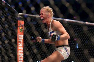Todos esperan la pelea de revancha entre estas dos peleadoras Foto:Getty Images. Imagen Por: