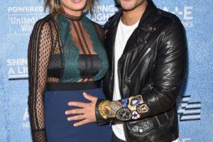 En octubre pasado anunciaron que están esperando a su primer hijo Foto:Getty Images. Imagen Por: